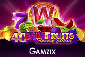 40 Chilli Fruits Flaming Edition